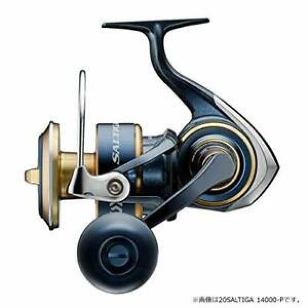 Photo1: Daiwa 20 Saltiga 8000-P (1)